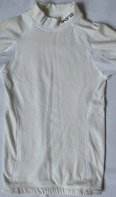 Skins Size Large Youth Compression Fleece Lined  Base Layer  Top F12/2906