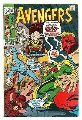 Avengers 86   2nd Squadron Supreme