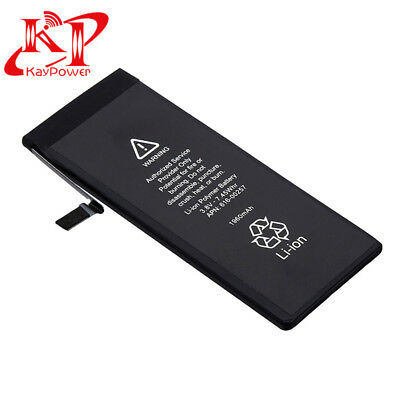 """1960mAh Li-ion Internal Battery Replacement w/Flex Cable For OEM iPhone 7 4.7"""""""