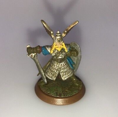 HeroScape Thorgrim The Viking Champion Rise of the Valkyrie with Card