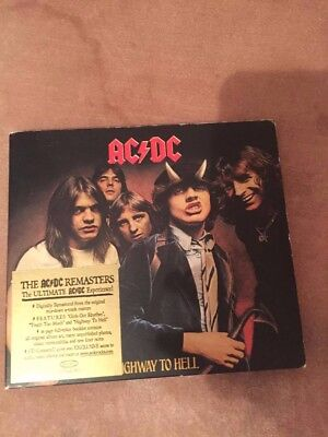 AC/DC - Highway to Hell  (CD)  (Remastered)