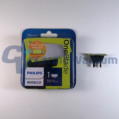 Philips Norelco Oneblade Replacement Blade Qp210 For Trimmer / Shaver Qp2520