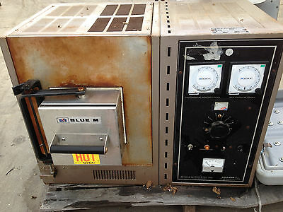 BLUE M  RG-2090A-3 FURNACE HEAT TREATING heavy duty industrial commercial (R)