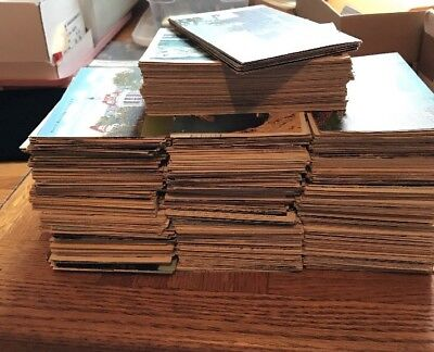 Large Mixed Lot  Of 1000+ Antique Pre-Linen And Linen Postcards