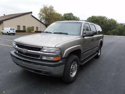 2002 Chevrolet Suburban 2500 2002 Chevrolet Suburban 2500 LS. 8.1 BIG BLOCK. RUNS OUT GREAT. HARD TO FIND