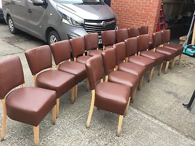 Restaurant Dining Chairs x18 used very good condition