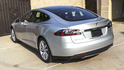 2015 Tesla Model S P85 2015 Super Clean Tesla Model S 85