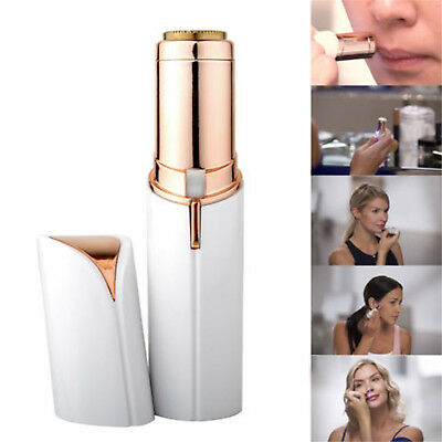 Finishing Touch Flawless Painless Face Facial Epilator Hair Remover Makeup HIGH