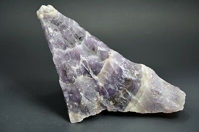 "Auralite 23 ""Royal Sail"" Violet Crystal Altar Stone/Gem Mountain UNIQUE CANADA"
