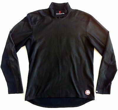CONCURVE N2S GORE WINDSTOPPER LONG SLEEVE TOP, mens L, rrp $110.00!