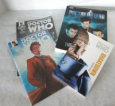 """""""DOCTOR WHO""""  FINE LOT of COLLECTIBLES - FREE USA SHIPPING"""