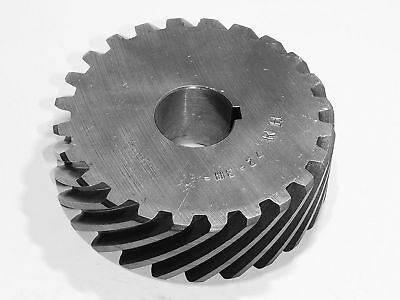 """NEW Union Gear H824R or 8-HE-24-RH Helical  0.875 """" Bore 8 Pitch 24 Teeth"""