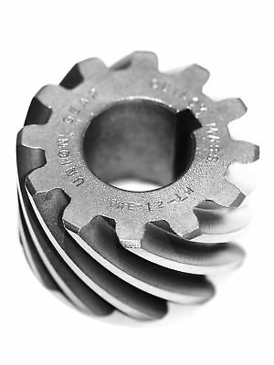 "NEW Union Gear H812L or 8-HE-12-LH Helical  0.75 "" Bore 8 Pitch 12 Teeth"
