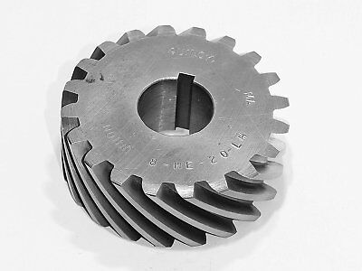 """NEW Union Gear H820L or 8-HE-20-LH Helical  0.875 """" Bore 8 Pitch 20 Teeth"""