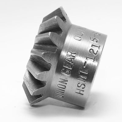 "NEW Union Gear  HSMT-1215-B Miter  0.5 "" Bore 12 Pitch 15 Teeth"
