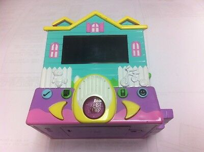 Rare Pixel Chix Baby Sitter House! Mattel 2006 Hard to Find Electronic Toy WORKS