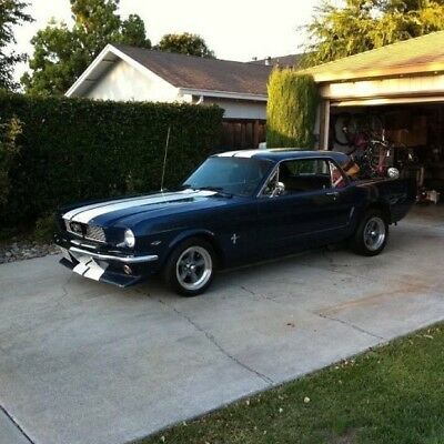 1966 Ford Mustang Coup 1966 Coup 2 Door Ford Mustang