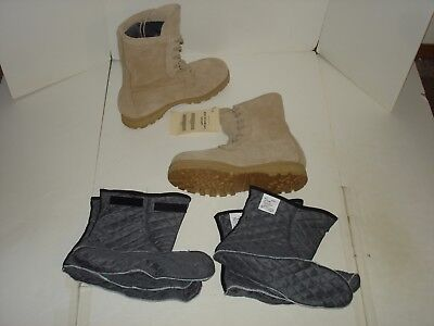 military surplus BOOTS INTERMEDIATE COLD/WET SIZE 12 R NEW