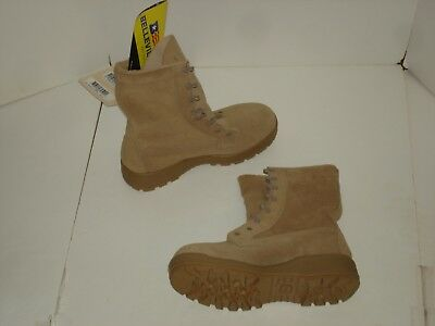 military surplus BOOTS BELLEVILLE INTERMEDIATE COLD/WET SIZE 9 W NEW