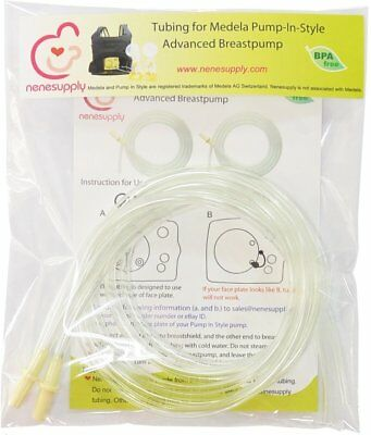 Pump in Style Tubing x2 for Medela Pump in Style Advanced Breastpump