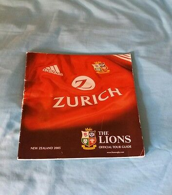 British & Irish Lions 2005 Official Tour Guide