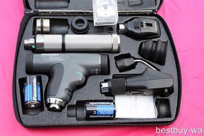 Welch Allyn Diagnostic Set 11820 Panoptic 11735 Ophthalmoscope Retinoscope Smart