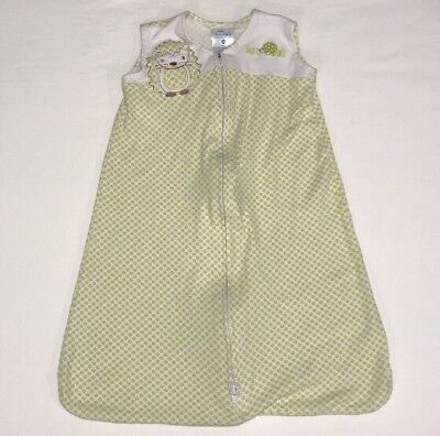 Halo Baby Boy Girl Neutral Green Porcupine Sleep Sack Small 10-18 Pounds