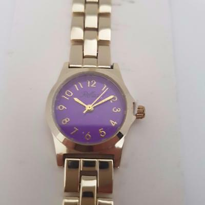 Reflex ladies girls womens lovely everyday watch classic style with twist LB108