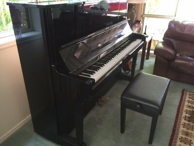 Yamaha UX 1 upright piano