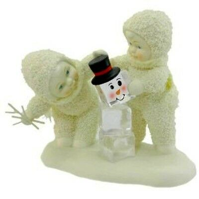"Department 56 Snowbabies ""PULL YOURSELF TOGETHER"" MIB Figurine 2006 COLLECTIBLE"