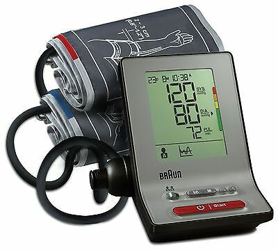 Braun Professional Accuracy Arm Blood Pressure Monitor