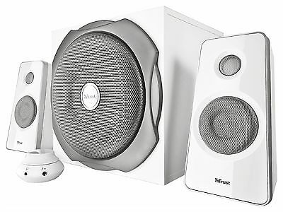 Trust Tytan 2.1 Speakers - White