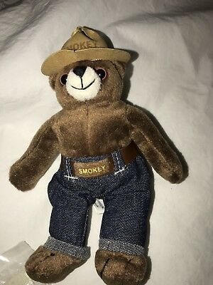 US Forest Service Lot pins Smokey The Bear