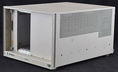 National Instruments VXI-1501 Plgu&Play 12-Slot Chassis Mainframe +VXI-MXI-2
