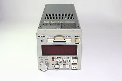 Denon DN-M991R professional MD Minidisc player TESTED 5