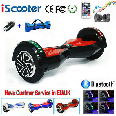 8 POUCE Gyropode BLUETOOTH électrique Hoverboard Self balancing scooter