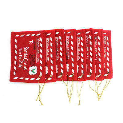 Envelope for Christmas Cards Greeting Cards/Postcard Candy Bag Red Decorations