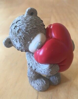 Unboxed Me To You Figurine - Heart To Heart - 2002 - VERY RARE.