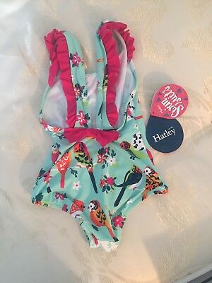 Hatley Girls Swimming Costume Size 3 Months