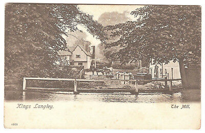 5 original Edwardian Kings Langley cards published by Wrench (printed in Saxony)