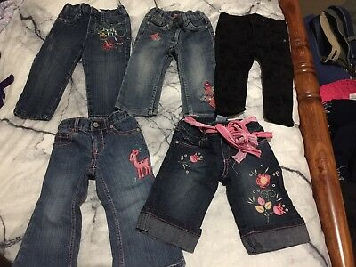 Girls Jeans Size 1