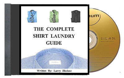 The  Complete Shirt  Laundry  Guide