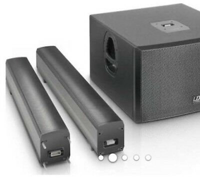 LD Systems Maui 44 x2 casse Autoparlanti - colonna woofer - impianto stereo top