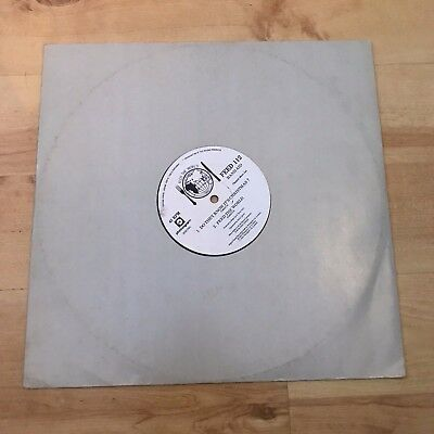 """Band Aid - Do They Know It's Christmas - FEED 112 12"""" Vinyl Single EX"""