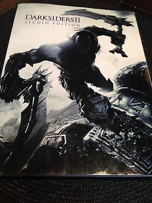 darksiders ii 2 studio edition prima s strategy guide xbox rh picclick com Strategy Guide darksiders ii prima official game guide
