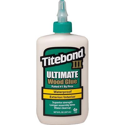 TITEBOND ULTIMATE Colla ALIFATICA per LEGNO 237 ml