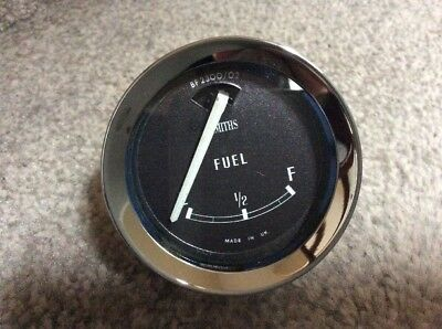 SMITHS REMANUFACTURED  FUEL  GAUGE Early MG CARS , Classic Car