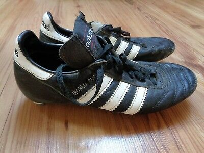 Football Boots ADIDAS Soccer Vintage Shoes WORLD CUP US 6 EU 38 2/3