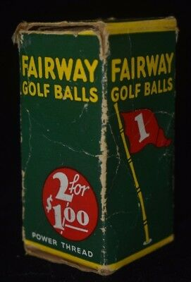 1930s Fresh to Market Golf Ball Collection From Old Timer Collector (14)