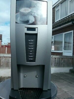 commercial bean to cup coffee machine ideal for catering trailer retail shop bar